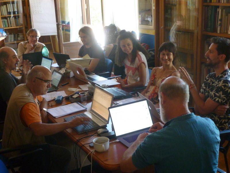 ka-ter 15th translators training