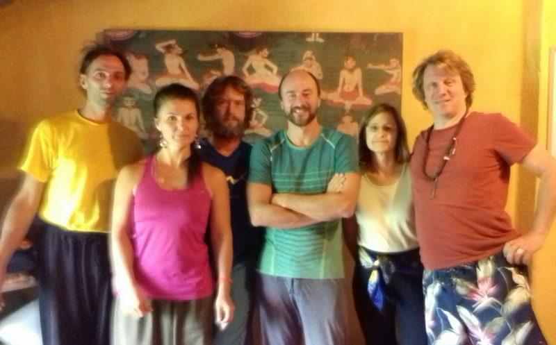 Dejamling France Yantra Yoga Advanced Course