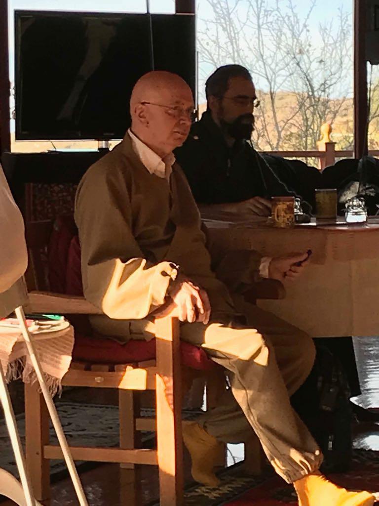 Shangpa Master Denys Brings Open Mindfulness
