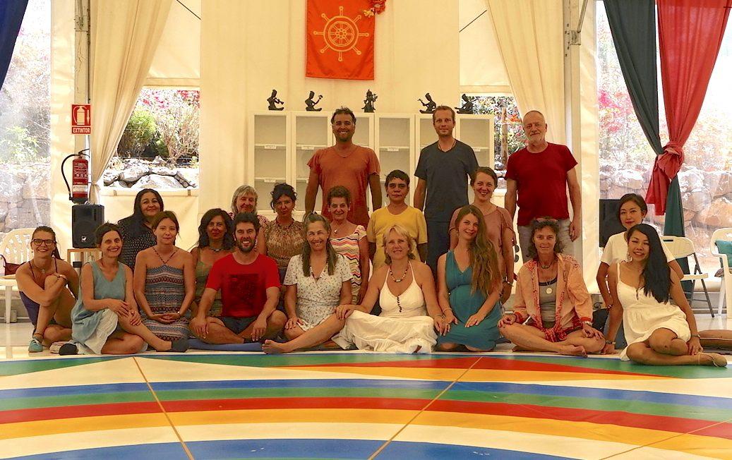 vajra dance dzamling gar august 20-26