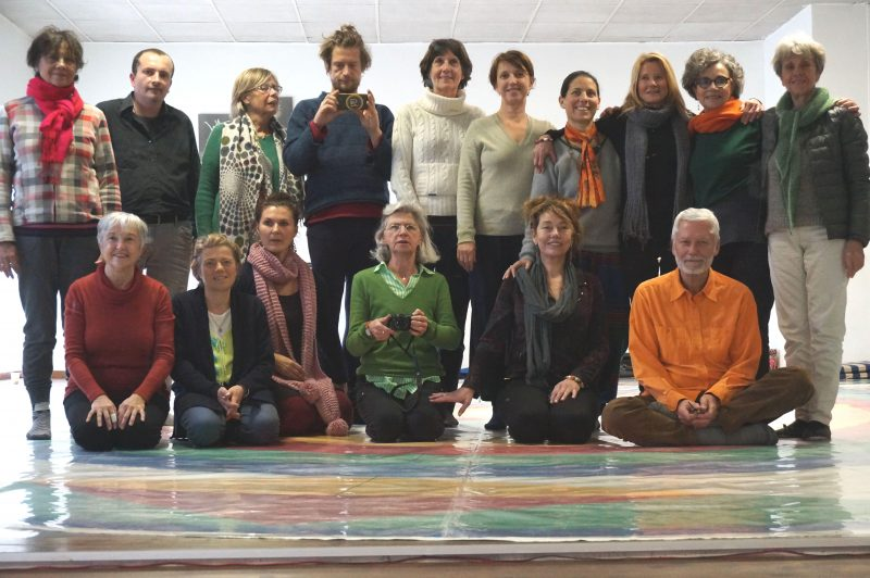 three vajra dance course marseille