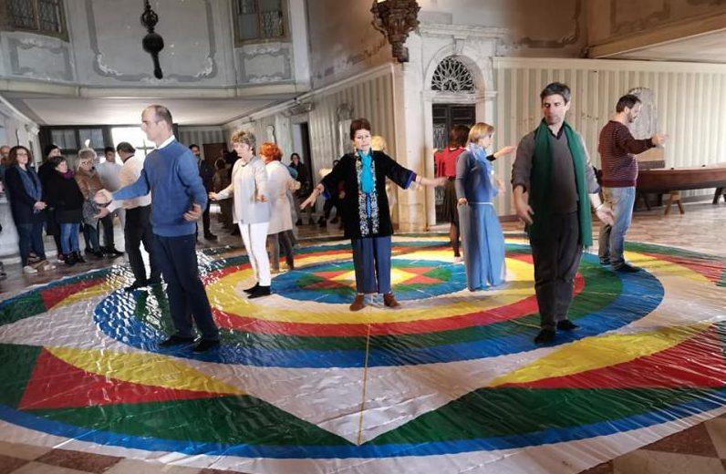 dance vajra palazzo venice