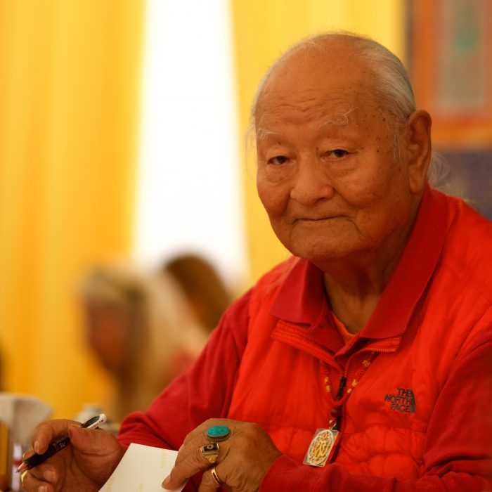 importance dzogchen community