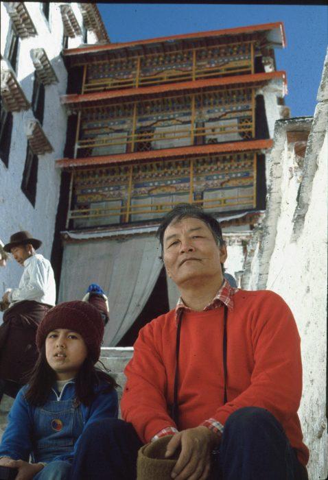 trip lhasa 1981
