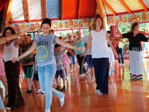 Dodici nuovi tutorials per le <br> Khaita Joyful Dances