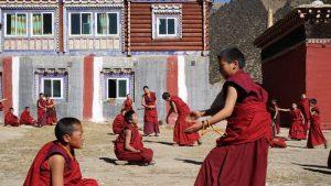 Salvaguardare l'eredità spirituale tibetana di Galingteng
