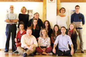 Supervisione della Danza del Vajra <br> per il Beneficio degli Esseri <br> a Merigar West