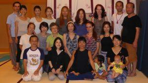 Yantra Yoga a Kyoto e Tokyo <br> in Giappone