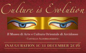 Programma dell'inaugurazione <br> del Museo