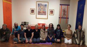Introduzione allo Yantra Yoga<br> ad Asheville, Nord Carolina