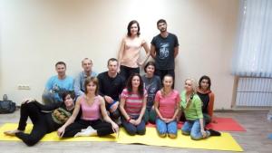 Yantra Yoga a Kharkov