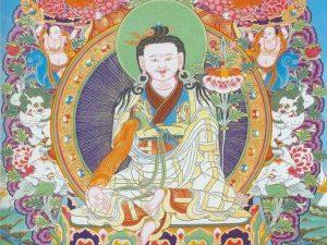 24 hour Catena mondiale della <br>Ganapuja Jigme Lingpa per il Gönpa di Dzamling Gar