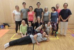 Nuovo appuntamento di Yantra Yoga a Praga, Repubblica Ceca