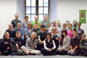 Corso di Yantra Yoga<br> a Vilnius, Lituania