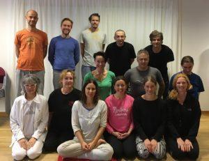 Yantra Yoga in Svezia