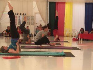 Yantra Yoga, supervisione <br>e certificazione