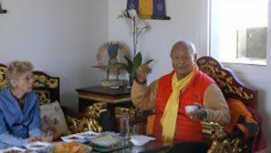 Tibetan Room &#038; Samtengar House <br>a Dzamling Gar