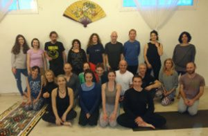 Yantra Yoga aperto a tutti in Israel