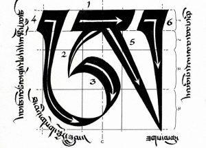 Corso di calligrafia tradizionale<br> con Tashi Mannox