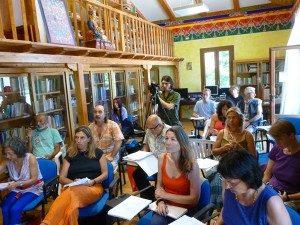 Corso di lingua tibetana a Merigar West<br> nel 2017