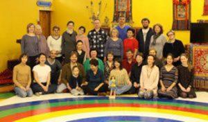 Teacher's Training della Danza del Vajra con Adriana Dal Borgo