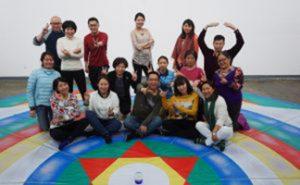 Corso Danza del Canto del Vajra<br> a Beijing