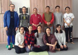 Corso aperto a tutti di Yantra Yoga<br> al Samtengar Yichun Center