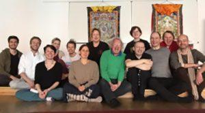 Yantra Yoga e introduzione<br> allo Dzogchen, Svezia
