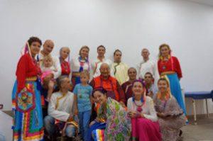Conferenza di Chögyal Namkhai Norbu ed esibizione delle Khaita nelle Canarie