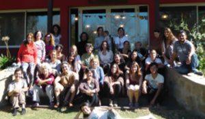Ritiro di Harmony <br>a Tashigar South, Argentina