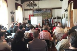 Ciclo di conferenze in collaborazione con il MACO e il comune di Arcidosso