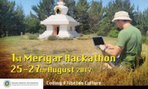 1° Hackathon a Merigar, <br>25-27 agosto 2017