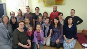 Ritiro 'Practicing Together' di Shitro Retreat a Dorjeling, Lituania