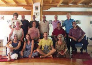 Conferenza degli istruttori del Santi Maha Sangha a Merigar