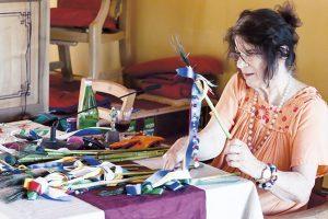 Pratica di Lunga Vita di Mandarava <br>con Nina Robinson