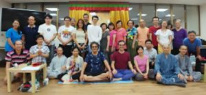 Corso sugli Tsalung di Mandarava con Fabio Andrico a Taiwan
