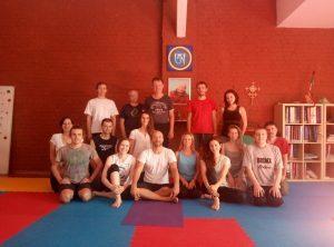 Ritiro di Yantra Yoga a Sangyeling,<br> S. Pietroburgo