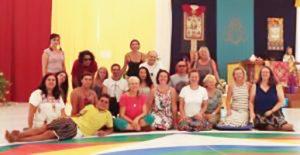 Corso per principianti della della Danza del Canto del Vajra, prima parte