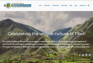 Il nuovo sito dell'Istituto Shang Shung UK New è online!
