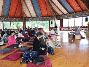 Mindfulness Training a Merigar West