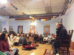 Attività pubbliche e della comunità a Norbuling, Lima, Perù