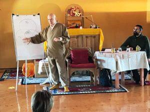Il Maestro Shangpa Denys porta la Open Mindfulness a Merigar West