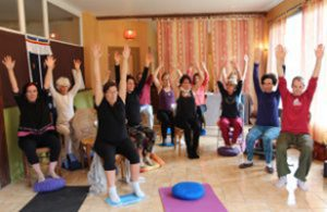 Harmonious Breathing e Yantra Yoga in Francia