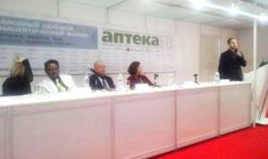 SSI Russia ha partecipato al Forum <br>internazionale sui sistemi sistem della medicina tradizionale