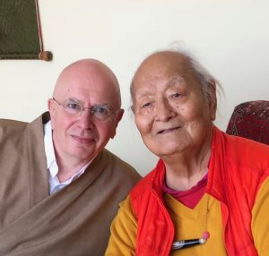 Benvenuti al Shangpa Karma Ling, Domain d'Avalon