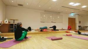Supervisione 1° Livello di Yantra Yoga a Malmö, Svezia