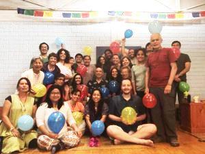 Lo Yoga del Sogno a Lima, Perù