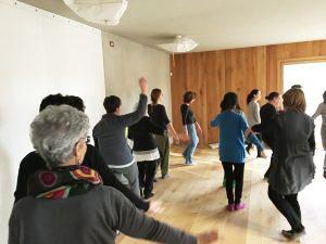 Un pomeriggio di Khaita Joyful Dances allo 'Lo Spazio' vicino Milano