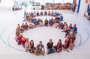 Gruppo di studio per sviluppare il Khalongdorjeikar del Canto del Vajra