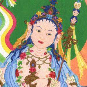 Ganapuja di Mandarava da Dzamling Gar